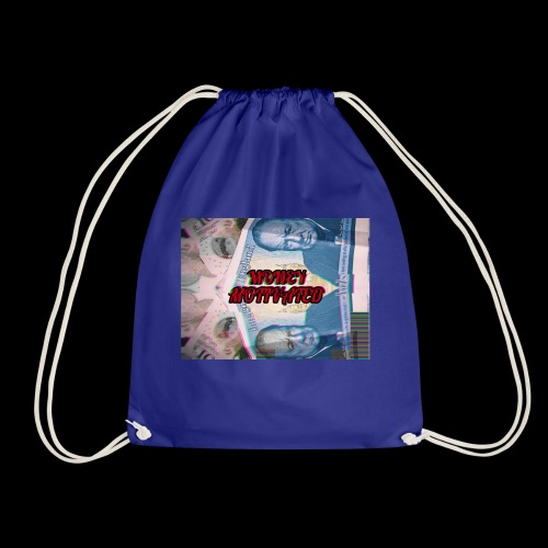 MONEY MOTIVATED - Drawstring Bag