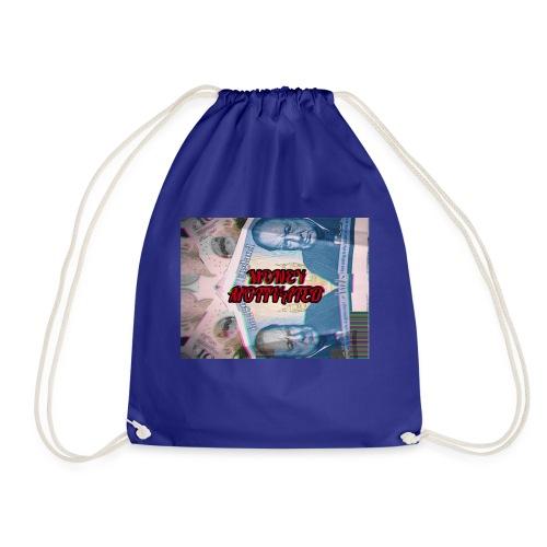 MONEY MOTIVATED - Drawstring Bag