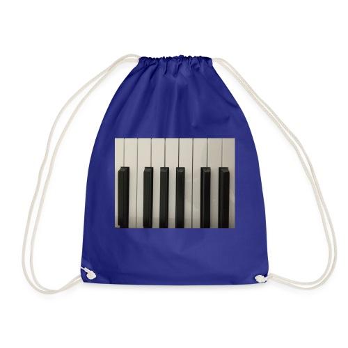 Piano T-Shirt - Turnbeutel