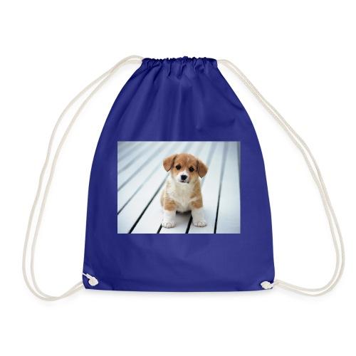 Baby dog Merchindise - Drawstring Bag