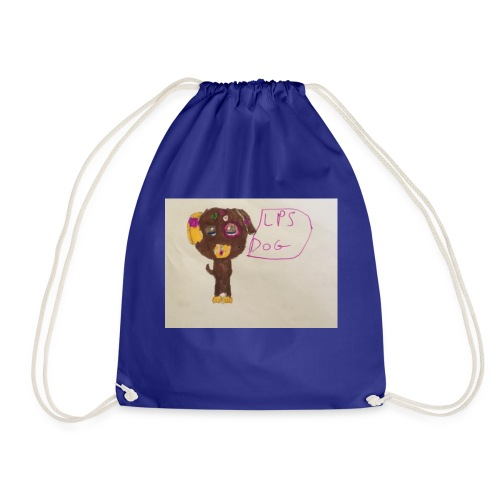 Little pets shop dog - Drawstring Bag