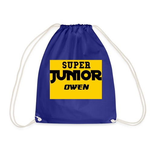 SJO Big DF Text - Drawstring Bag