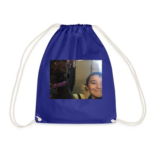 1858BD5C 883A 4987 81C6 9959F4FE9B0E - Drawstring Bag