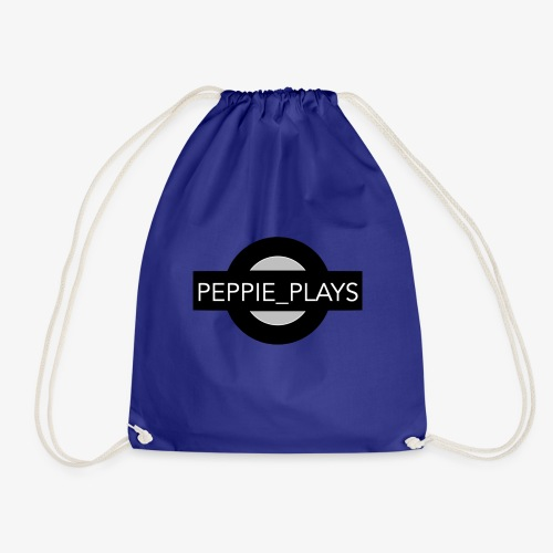 Peppie Plays Logo - Gymtas