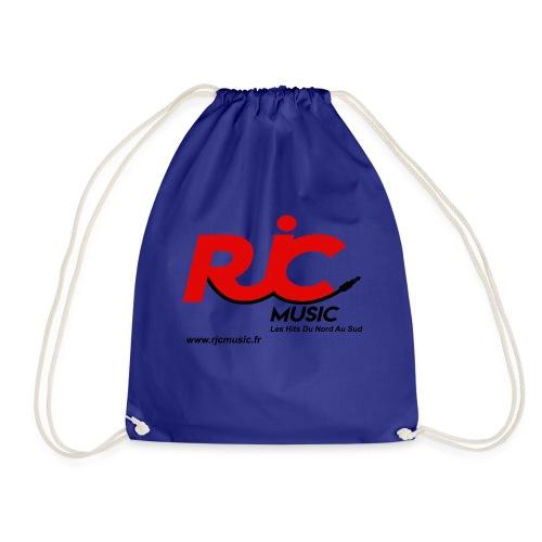 RJC Music avec site - Sac de sport léger