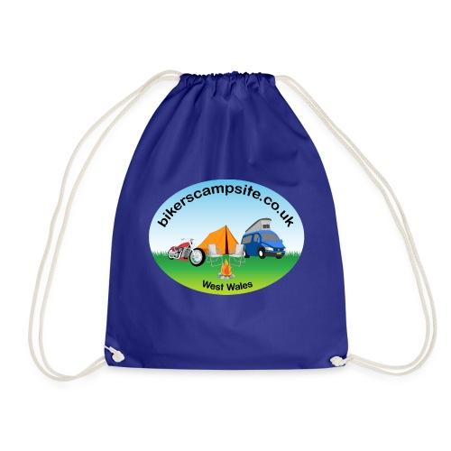 bikerscampsite WW - Drawstring Bag
