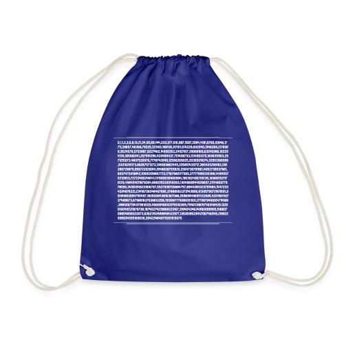 fibonacci ShirtW - Drawstring Bag