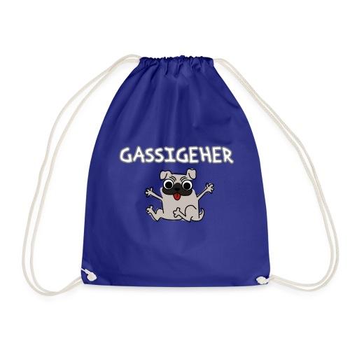 FatMonkey Designs Gassigher - Turnbeutel