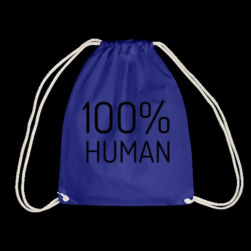100% Human - Gymtas