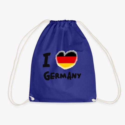 I Love Germany!!! - Turnbeutel