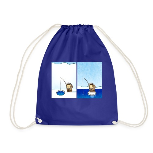 Climate Change - Drawstring Bag
