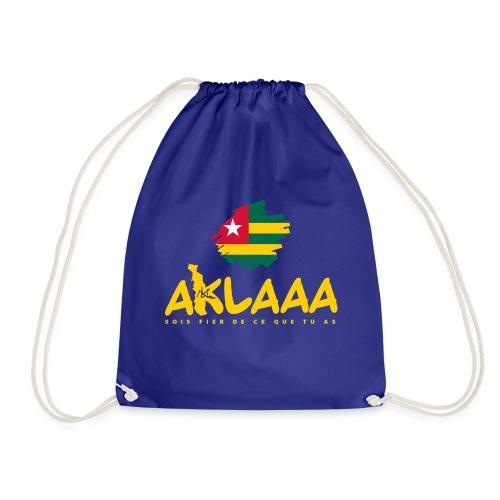 Aklaaa - Togo - Jaune - Sac de sport léger