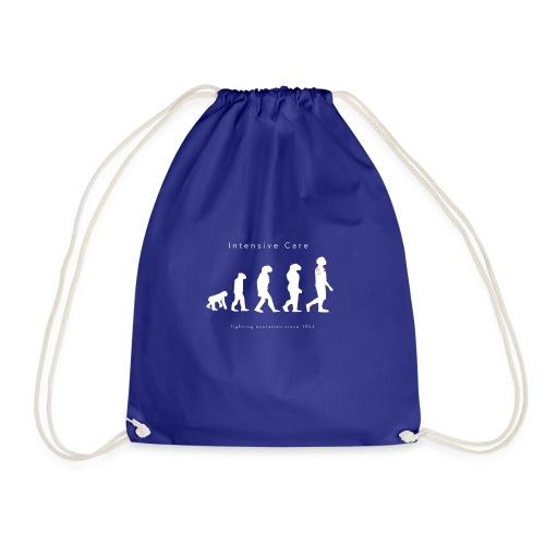 Intensive Care Fighting Evolution Since 1953 - Drawstring Bag