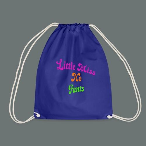 Little_Miss - Drawstring Bag