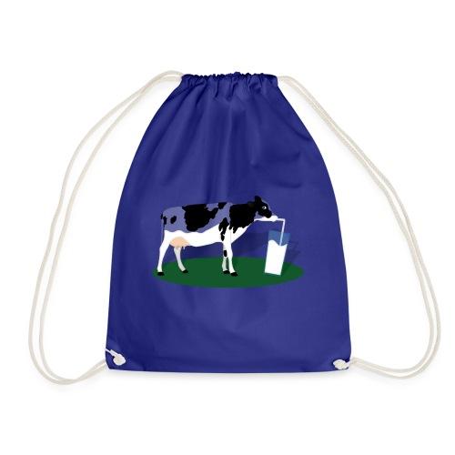 RECHARGING COW - Sacca sportiva