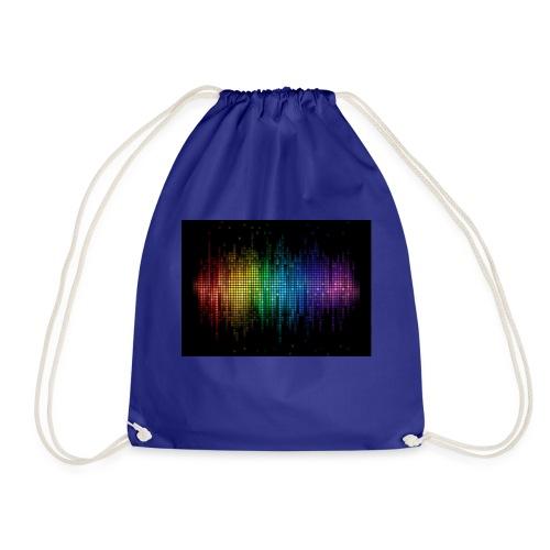 THE DJ - Drawstring Bag