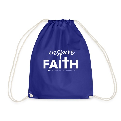 inspire faith white - Gymtas