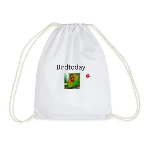 Birdtoday en Knuckels - Gymtas
