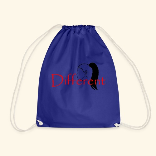 Different Look - Drawstring Bag