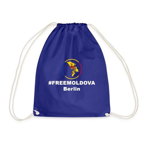 #freemoldowa - Turnbeutel