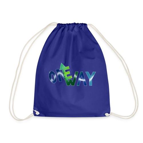One Way - Turnbeutel