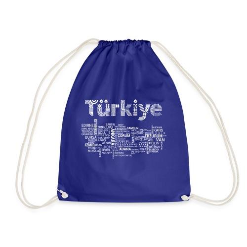 TürkiyeHaritasiBeyaz - Turnbeutel