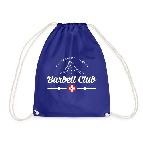 The world's finest Barbell Club - Turnbeutel
