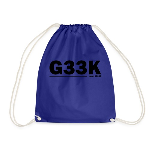 G33K - Sportstaske