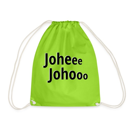 Premium T-Shirt Johee Johoo - Gymtas