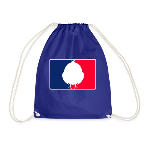 Wellensittich-Crew - Drawstring Bag