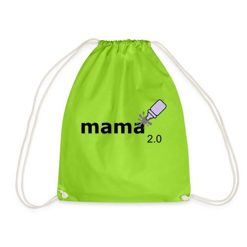 Mama_2-0 - Turnbeutel