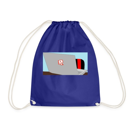 robloxian merch - Drawstring Bag