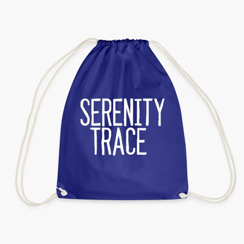 Serenity Trace LOGO W - Gymbag