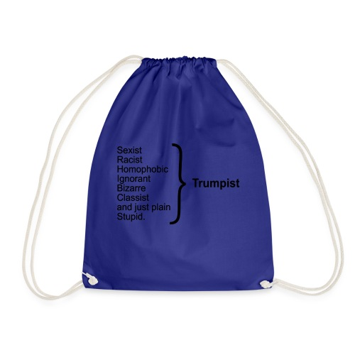 Trumpist - Drawstring Bag