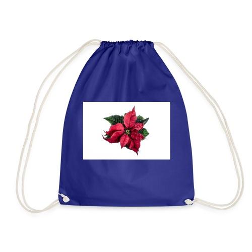 christmas-flower-1386873634Kpm - Gymnastikpåse