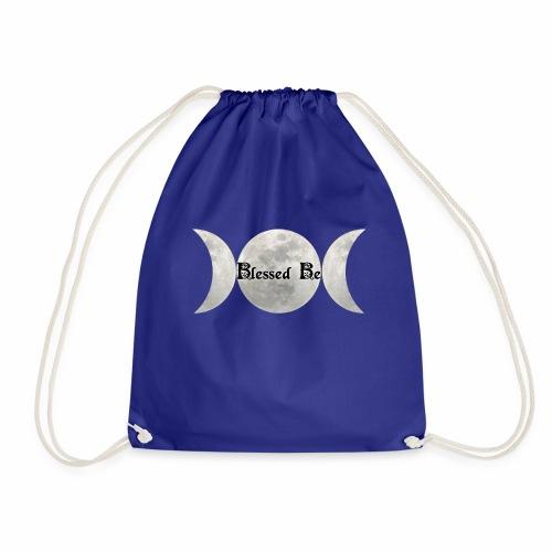 Triple Moon Blessings - Drawstring Bag