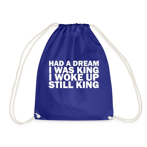 HAD A DREAM - Drawstring Bag