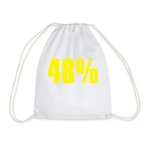 48% - Drawstring Bag