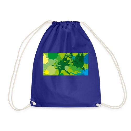 Verde - Mochila saco