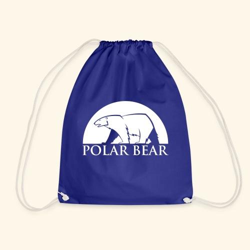 Polar Bear blanc - Sac de sport léger