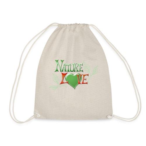 Nature Love - Turnbeutel
