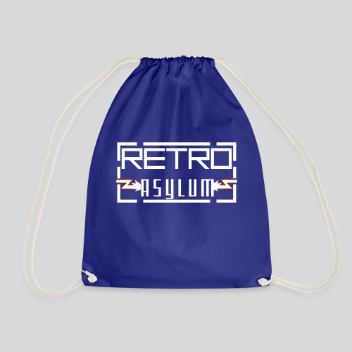 Classic RA logo design - Drawstring Bag