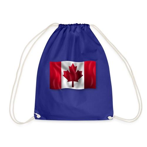 Canada Kanada Flagge cool stylish - Turnbeutel