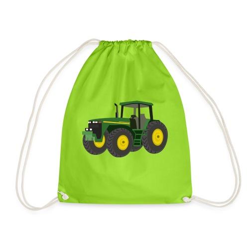 Traktor - Turnbeutel