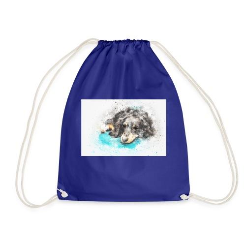 Hund Dog stevanka - Turnbeutel