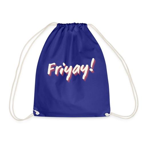 Friyay - Gymbag