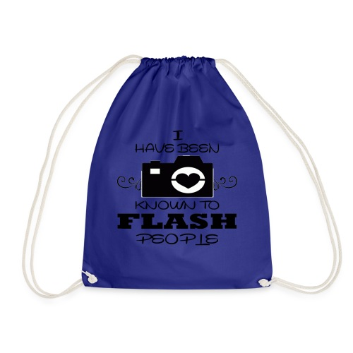 Photographer - Drawstring Bag