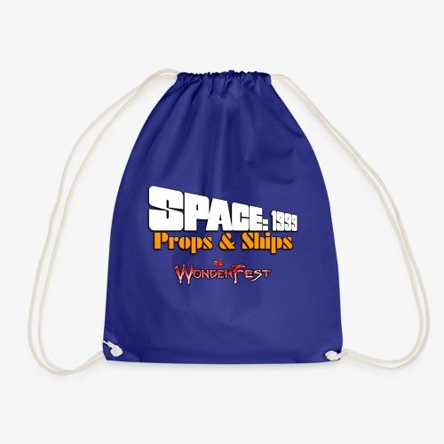 Wonderfest logo - Drawstring Bag