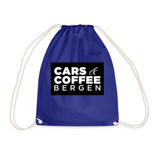 Cars & Coffee Bergen Logo_Boks - Gymbag
