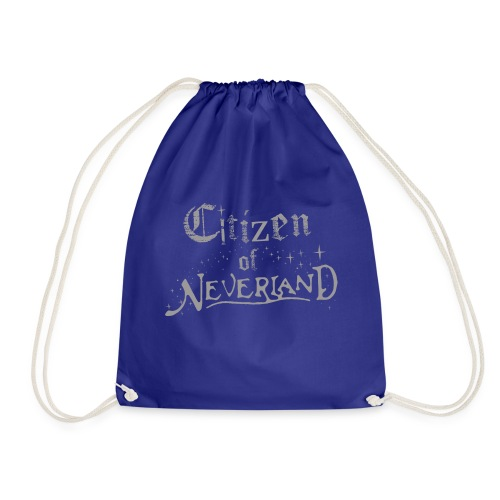 Citizen of Neverland - Drawstring Bag